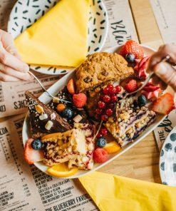 Corona actie: uitgestelde taart